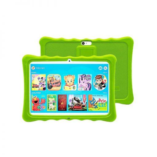 "Bebe B-2020 Dual SIM HD Tablet For Kids - 16GB HDD - 10.1"""