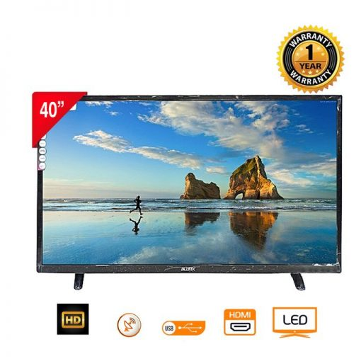 Blutek WB4000TS HD Satellite LED TV - 40 inch Black