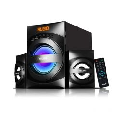 Philips MMS-3535F94 2.1 Multimedia Speaker System (Black)