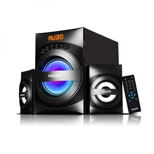 Philips MMS-3535F94 2.1 Multimedia Speaker System (Black)