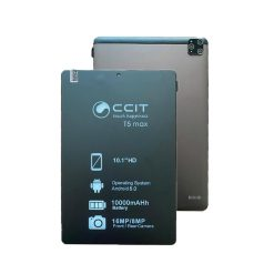 Ccit T5 Max Tablet 10.1 – 64GD HDD – 4GB RAM - 10000mAh