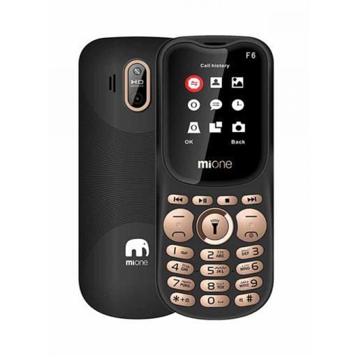 Mione F6 Dual Sim Feature Phone